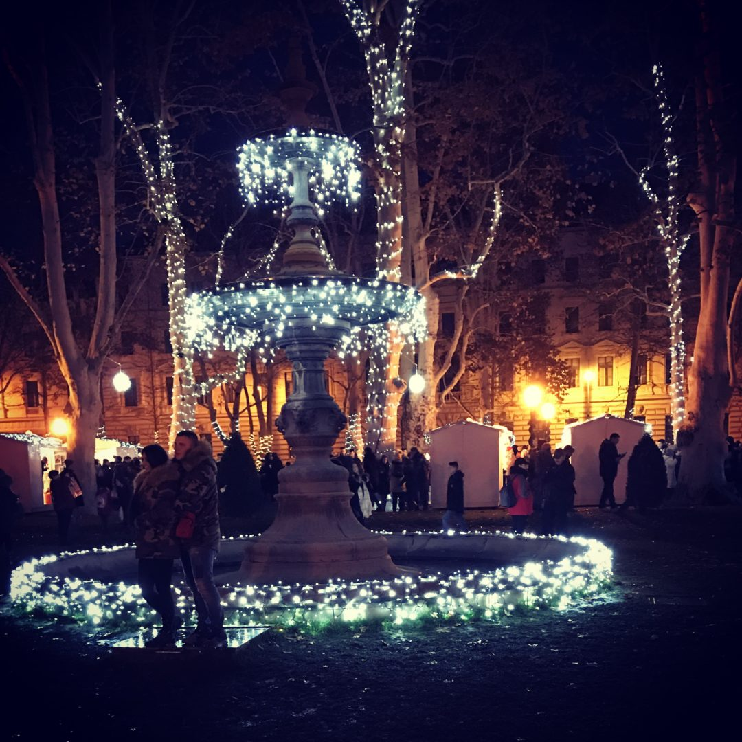 Zagreb Advent Keto Guide