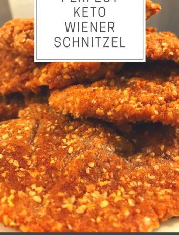 Perfect keto wiener schnitzel