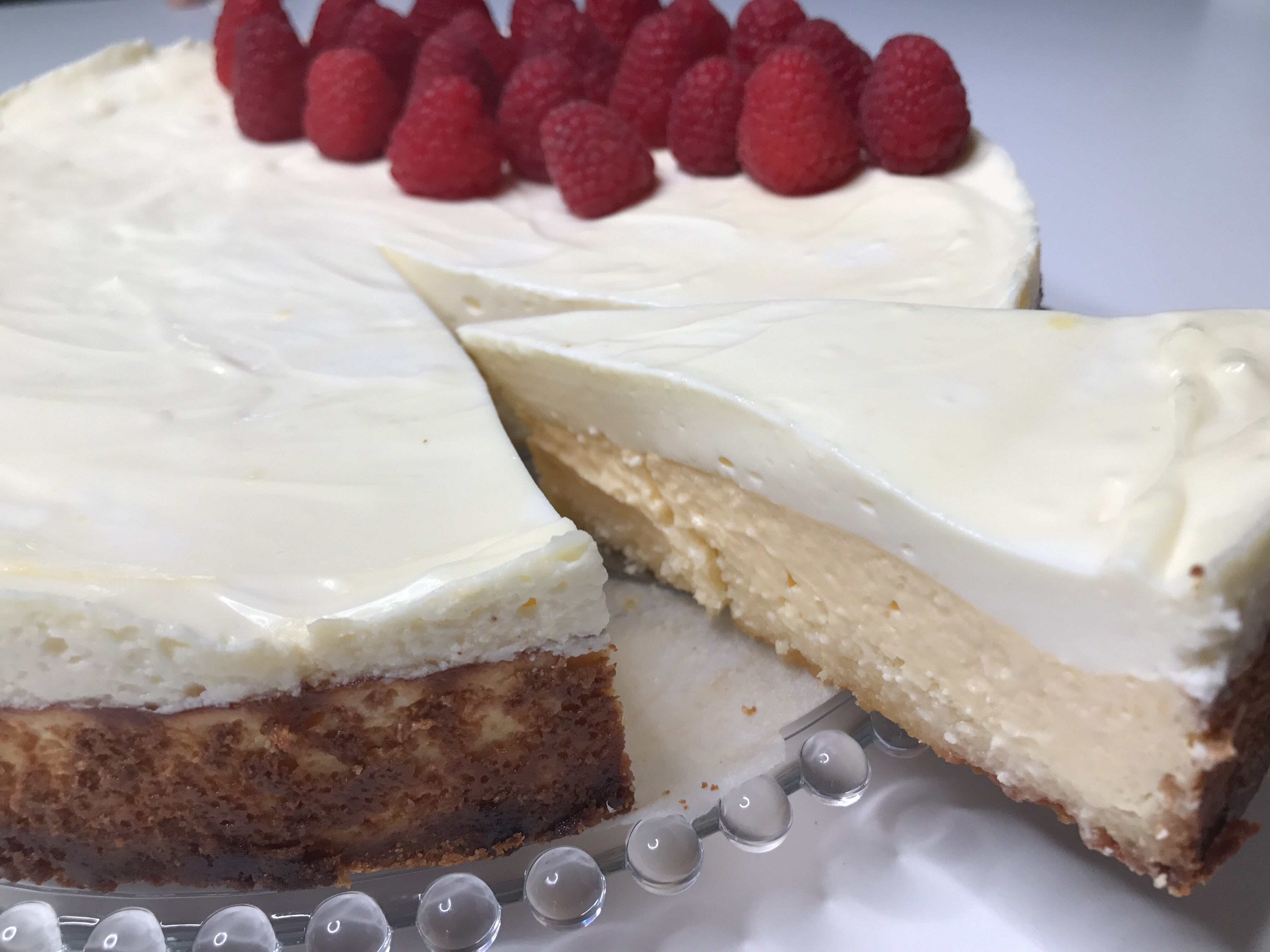 Picture of Easy keto cheesecake by Family On Keto