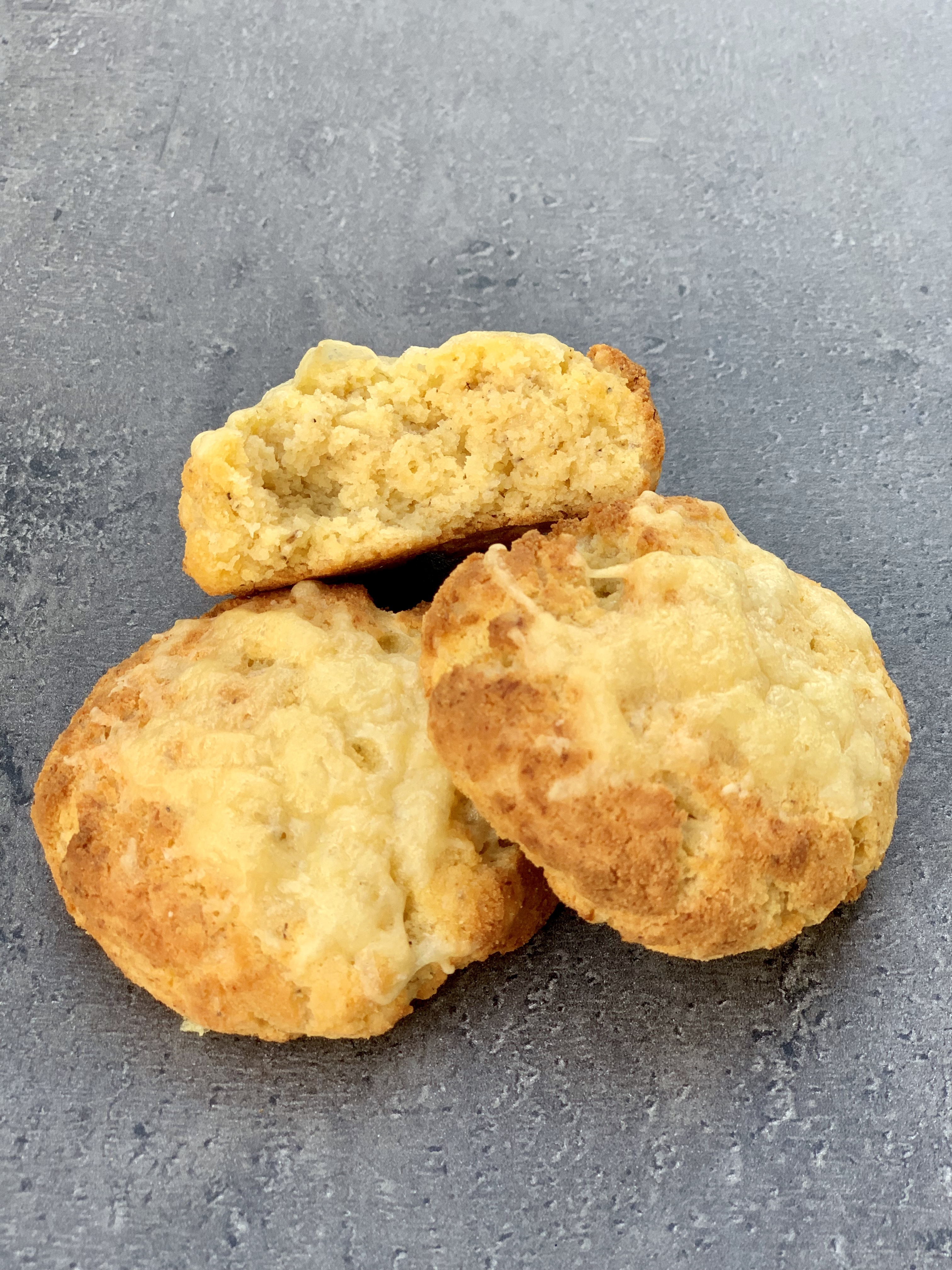 Picture of keto biscuits