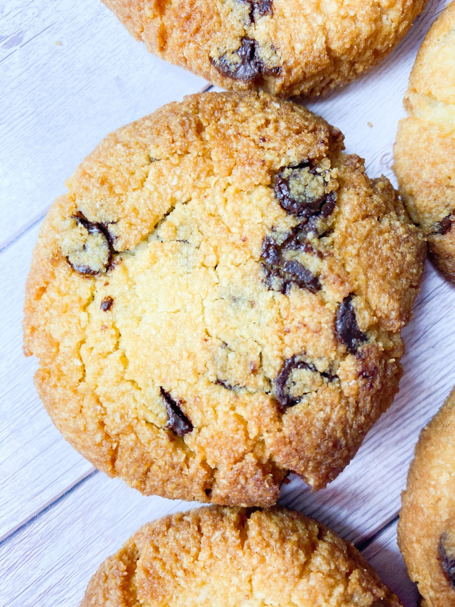 Keto cookies almond flour