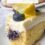 Sugar free lemon blueberry cake