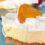 Keto peach cream pie